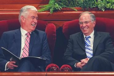 LDS General Conference Rumor Memes