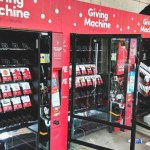 #LightTheWorld Christmas Vending Machines Are Back in 2018 To Make Giving Fun Again!