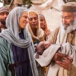 The Baby Blessing of John the Baptist Recorded in Luke 1