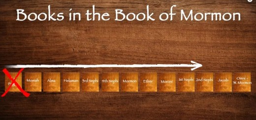 books in the book of mormon translation