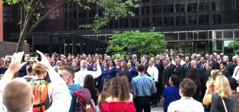 millenial choir new york city