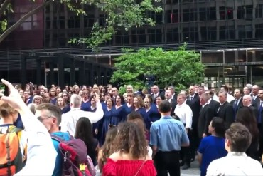millenial choir new york city