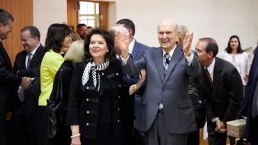 president nelson brazil