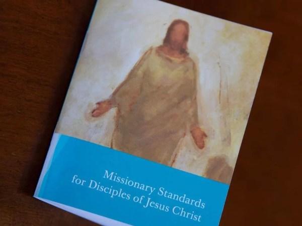 new missionary handbook