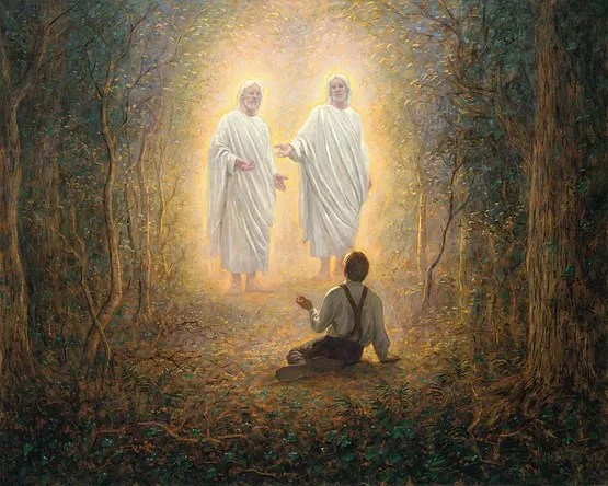 first vision Joseph Smith