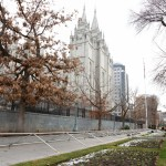 Salt Lake Temple Undergoes Decommissioning