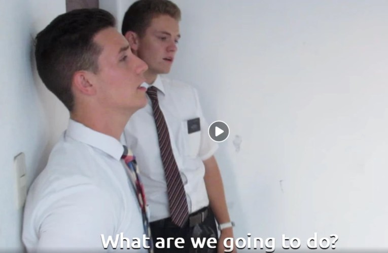 Missionaries in Quarantine Get Creative with Frozen Parody