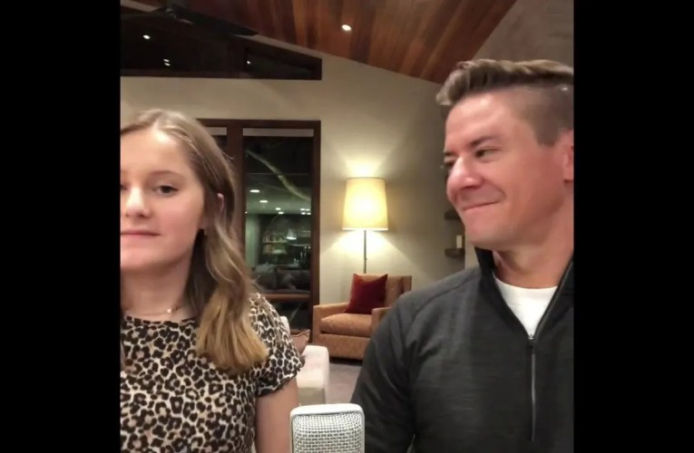 The Father Daughter Duet That is Breaking the Internet