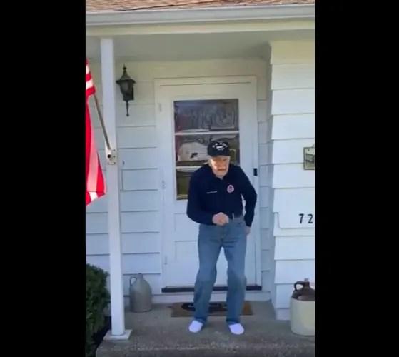 dancing chuck