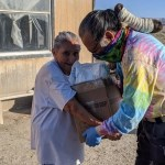 Navajo Reservation Receives Food and Supplies From Bishops' Central Storehouse