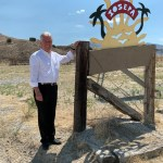 Elder Uchtdorf Visits a Ghost Town in Utah Named After Joseph Smith