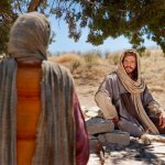 What You Learn When You Compare Nicodemus to the Woman at the Well