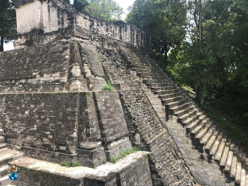 Acrópolis Norte - Tikal