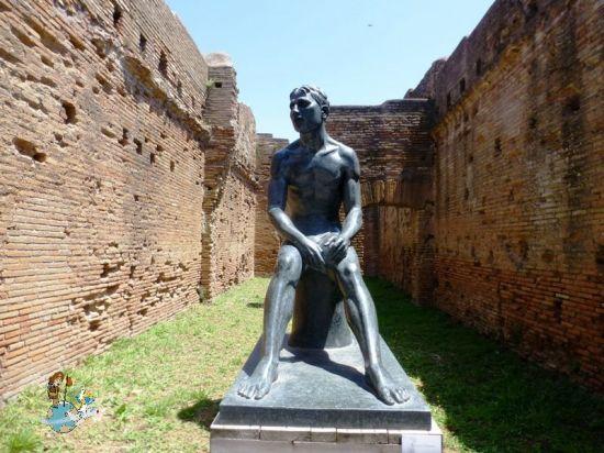 Casas de Ostia Antica
