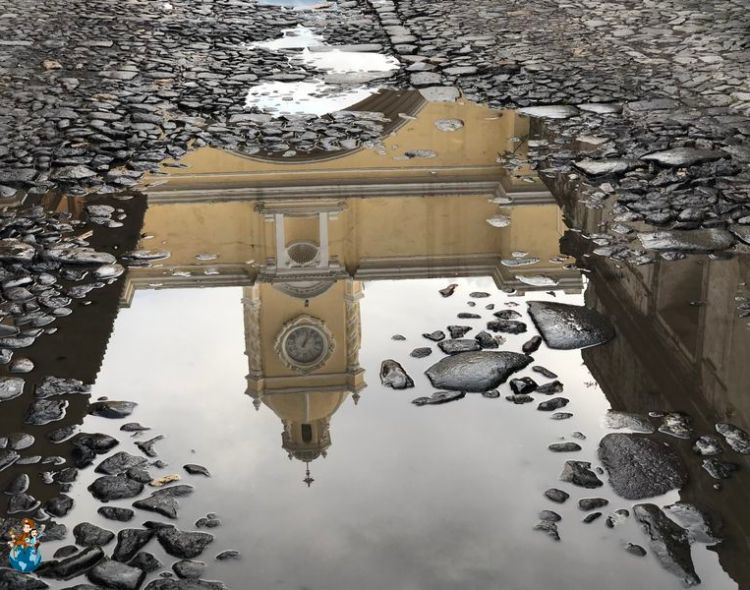 Antigua Guatemala: La ciudad en ruinas