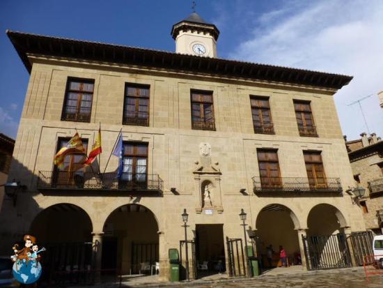 Ayuntamiento Mora de Rubielos