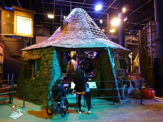 Cabaña Hagrid