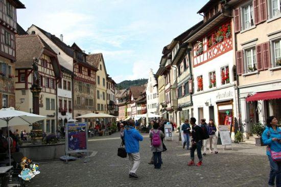 Calle Unterstadt