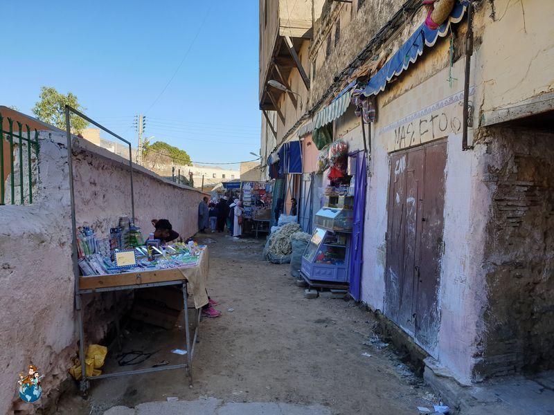 Callejeando por la medina de Fez
