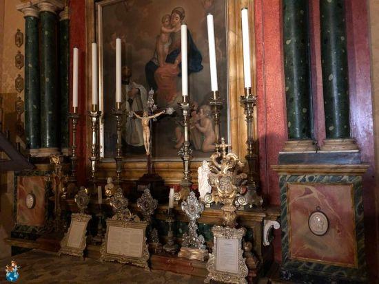 Capilla Casa Rocca Piccola