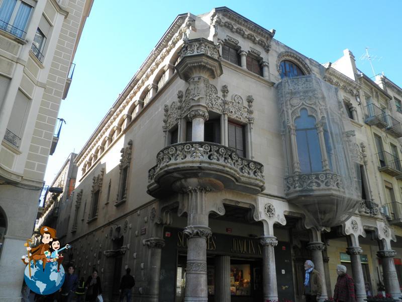 Casa Navás de Reus