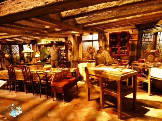 Casa Weasley