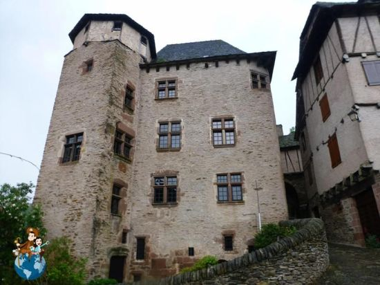 CHATEAU D HUMIERES - CONQUES