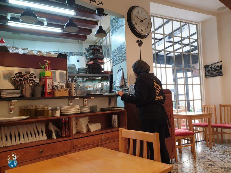 Cinema Café- Fez