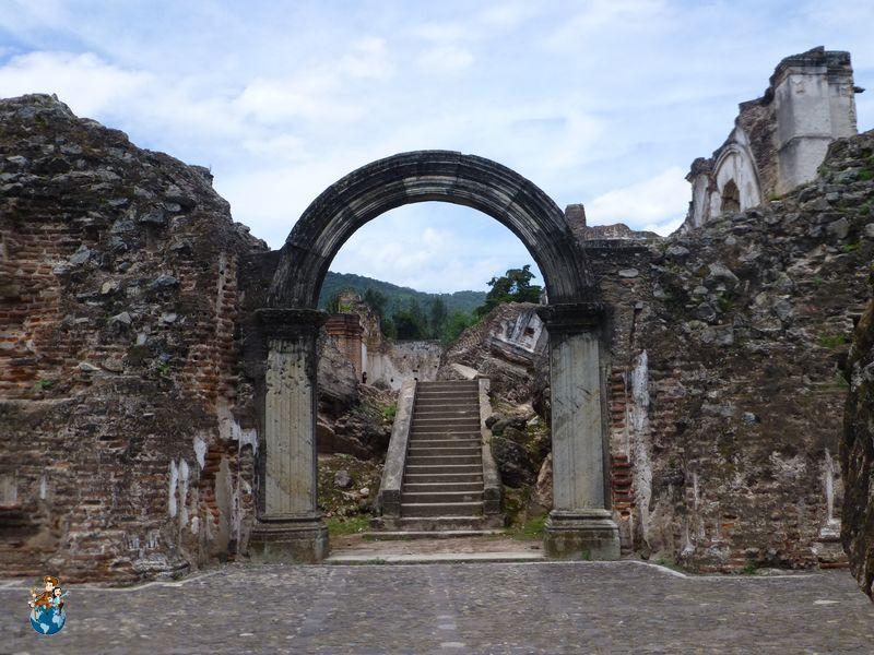 Convento de la Recolección en Antigua Guatemala