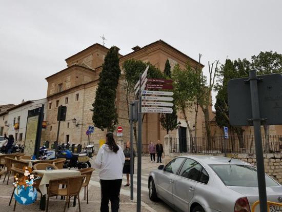 Convento de los Agustinos - Chinchón
