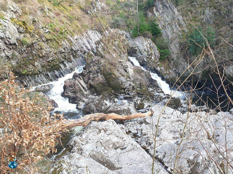 Cascada Conwy