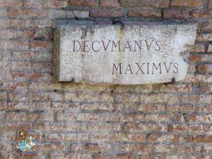 Decumanus Maximus