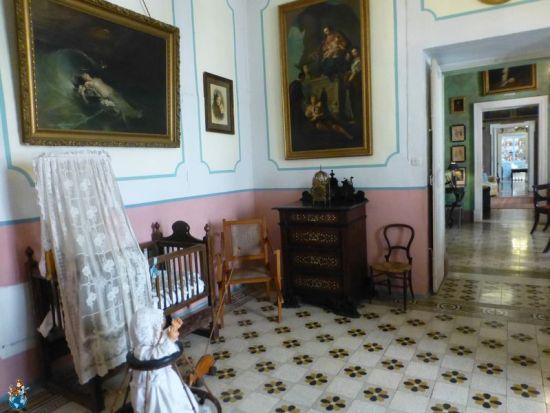 Dormitorio Casa Rocca Piccola