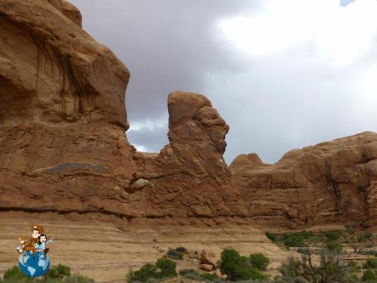 Double Arch - Parque Nacional Arches