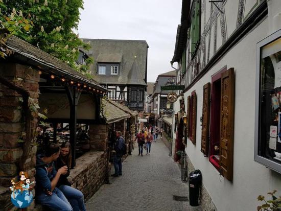 Drosselgasse - Rüdelsheim am Rhein