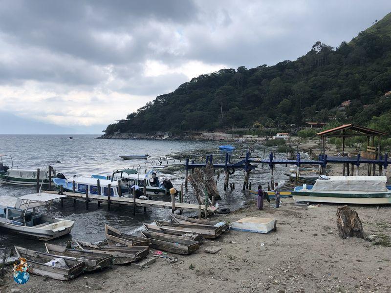 Embarcadero Santa Catarina Palopó