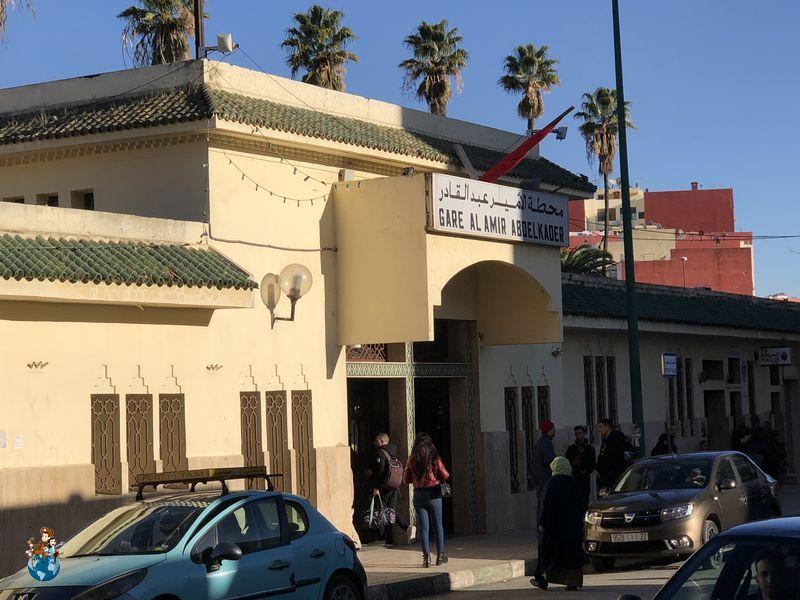 Estación Meknes Al Amir