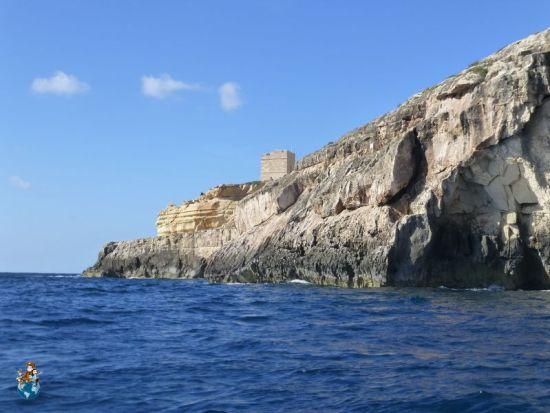 Excursión a la Blue Grotto