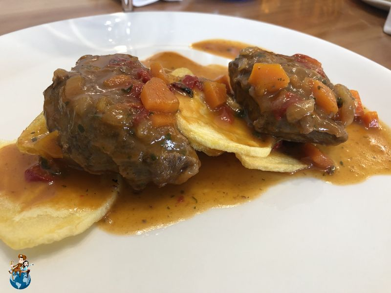 Comida en Casa Maila - Olivenza