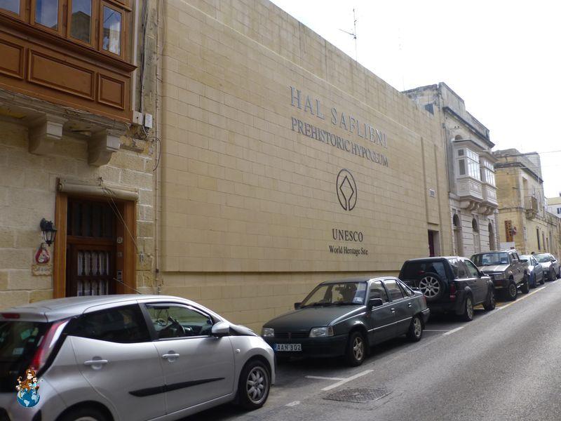 Hipogeo de Ħal Saflieni