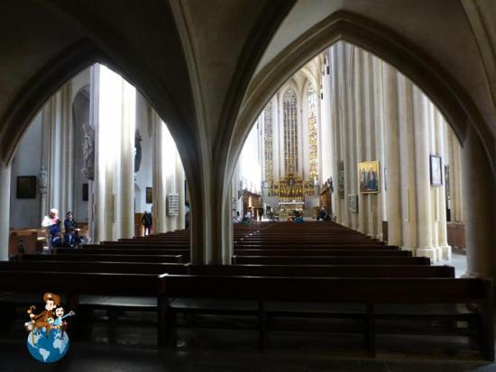 Iglesia de San Jacobo - Rothenburg ob der Tauber