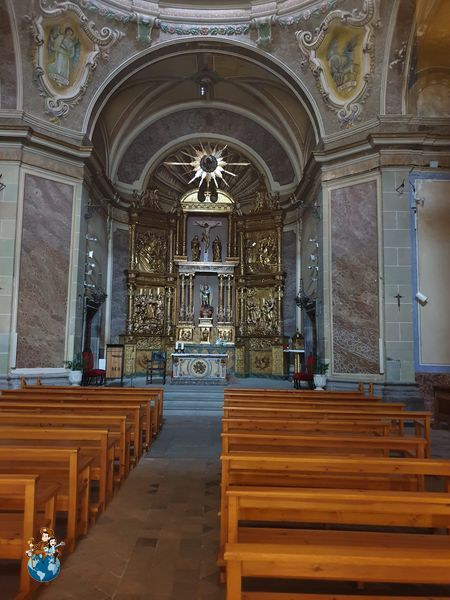 Iglesia de San Miquel de Rupit