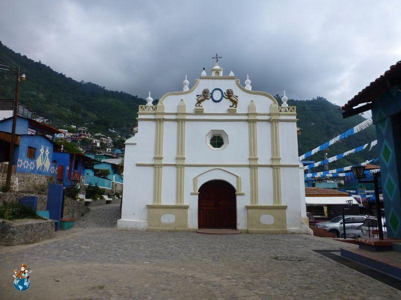 Iglesia Santa Catarina Palopó