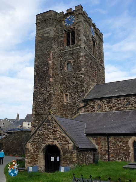 Iglesia de Santa María de Conwy