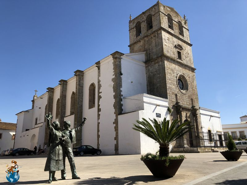 Iglesia Santa María del Castillo - Olivenza