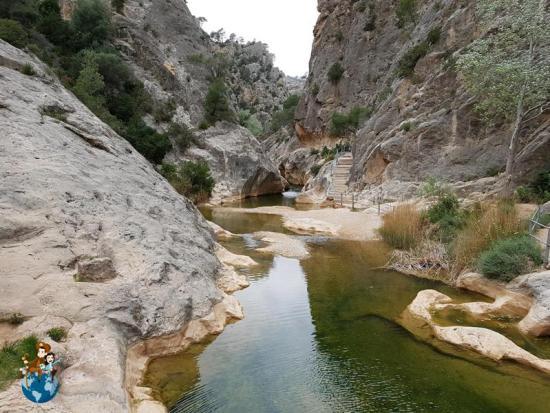 La Fontcalda - Ruta verde de Horta de Sant Joan a Benifallet
