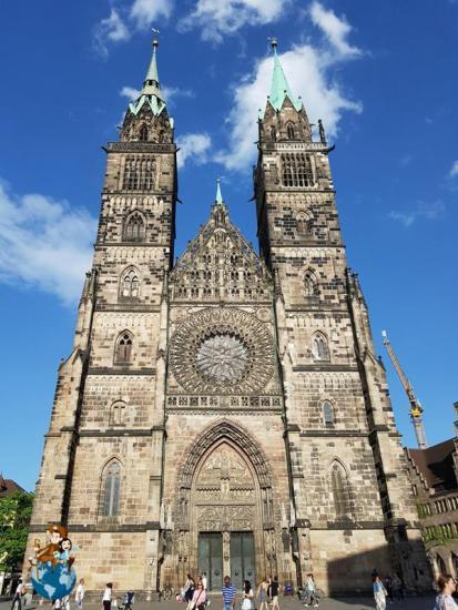 Iglesia de San Lorenzo - Núremberg
