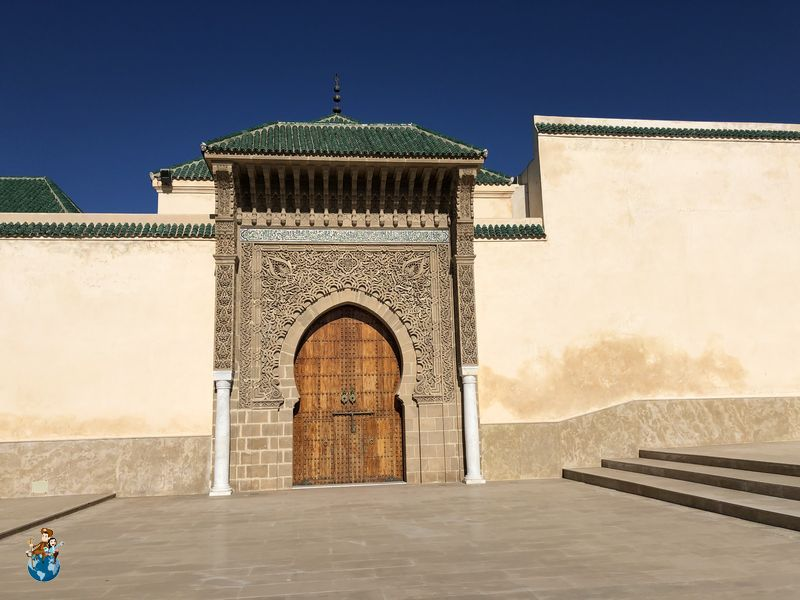 Mausoleo de Moulay Ismail