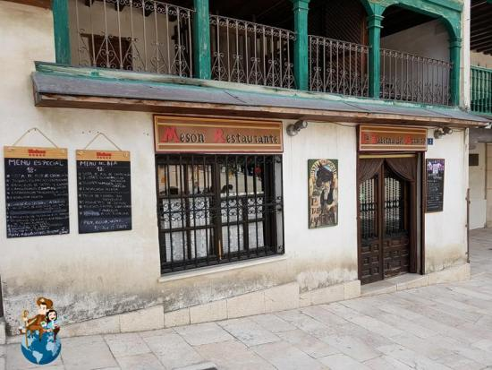 Mesón La Taberna del Arriero - Chinchón
