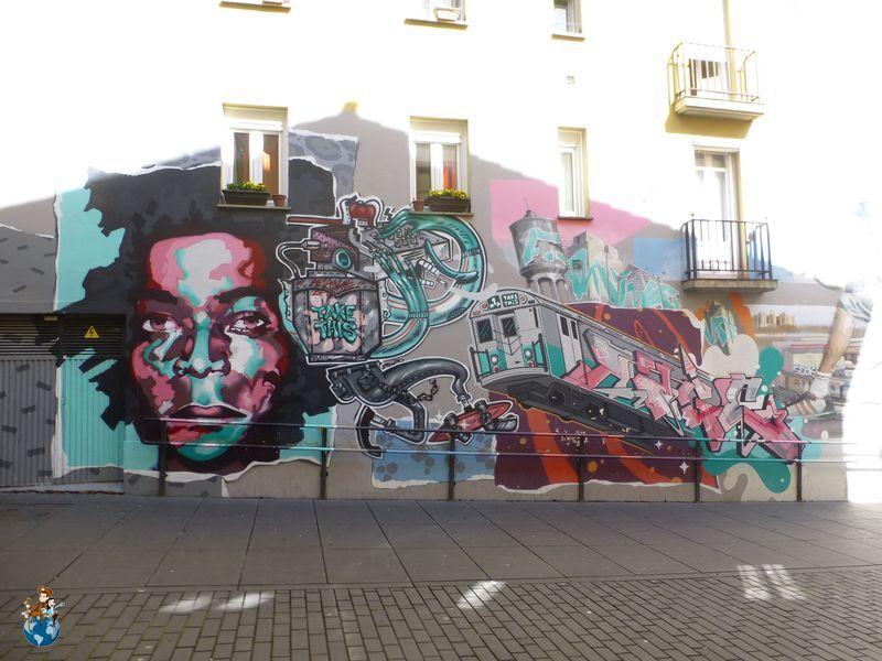 Murales en Vitoria-Gasteiz